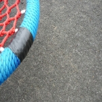 Rubberised Playground Bark Installer in Cardiff 12