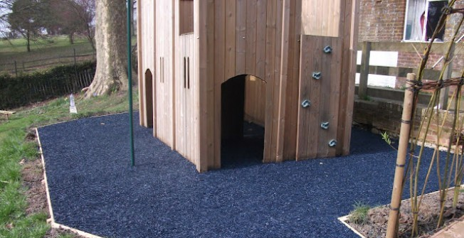 Bonded Mulch Surfaces in Abbey Gate