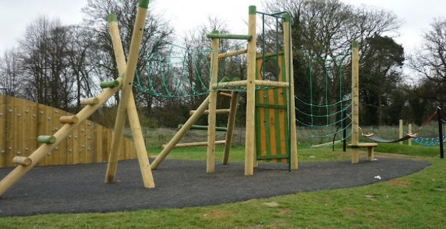 Kids' Play Surfaces in Aberyscir